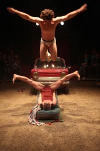 l'art du cirque 1