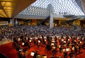 concert louvre