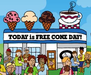 freeconeday