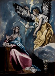 El Greco - musee du Luxembourg