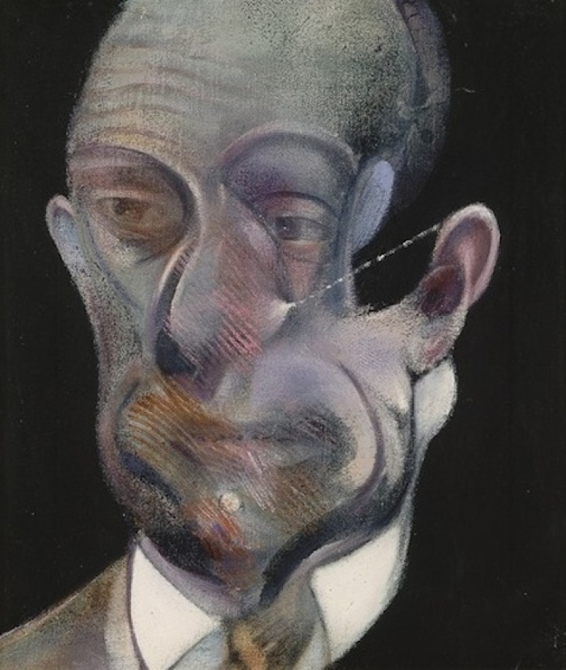 Francis Bacon- Michel Leiris