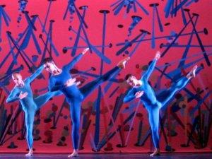 Merce Cunningham dance