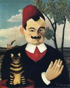 Portrait de Pierre Loti