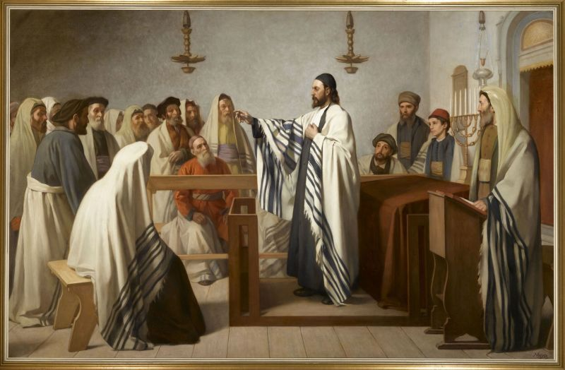 Michel Nedjar - Sermon