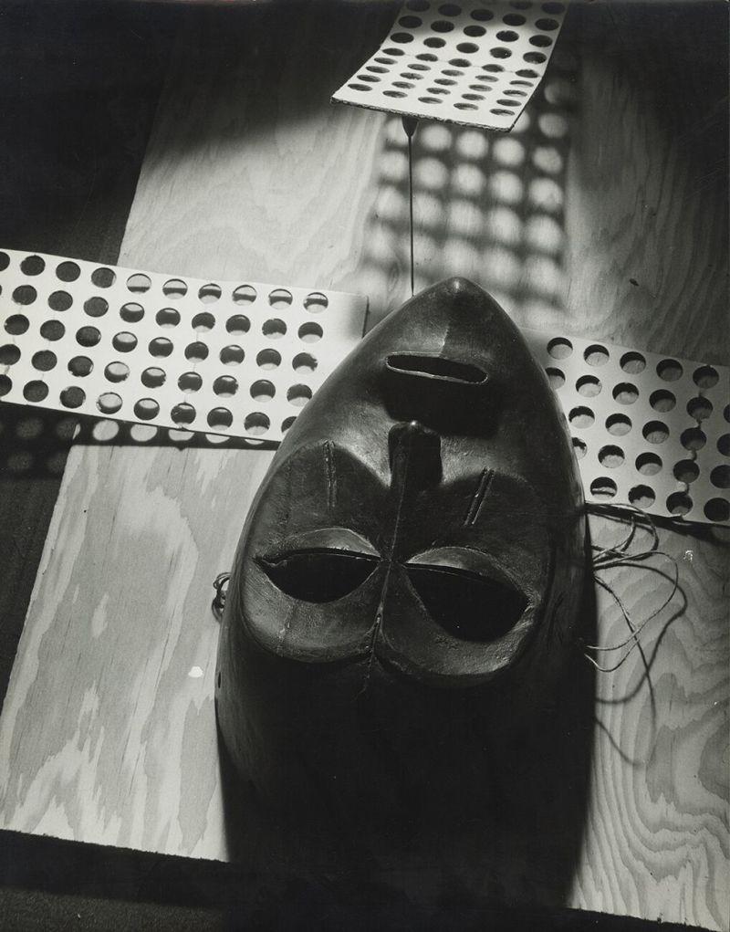 Michel Nedjar - variation sur un masque