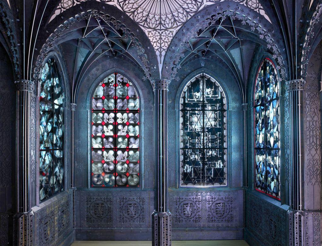 chapelle Wim Delvoye