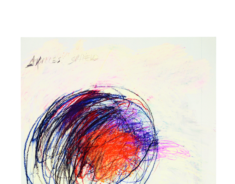 Fifty Days at Iliam - Part I - Cy Twombly - Centre Pombidou