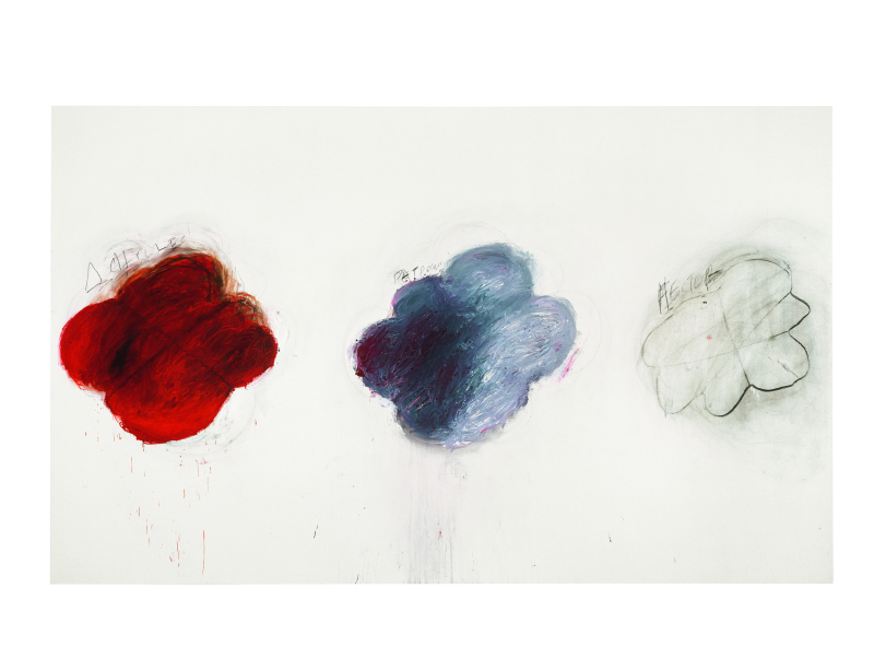 Fifty Days at Iliam - Part VI - Cy Twombly - Centre Pombidou