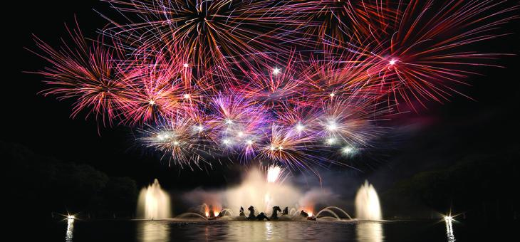 spectacle chateau versailles