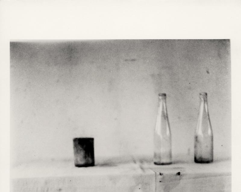 Still Life Black mountain - Cy Twombly - Centre Pompidou