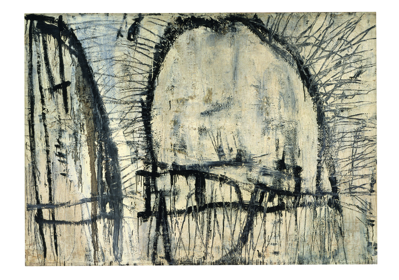 Volublis  - Cy Twombly - Centre Pompidou
