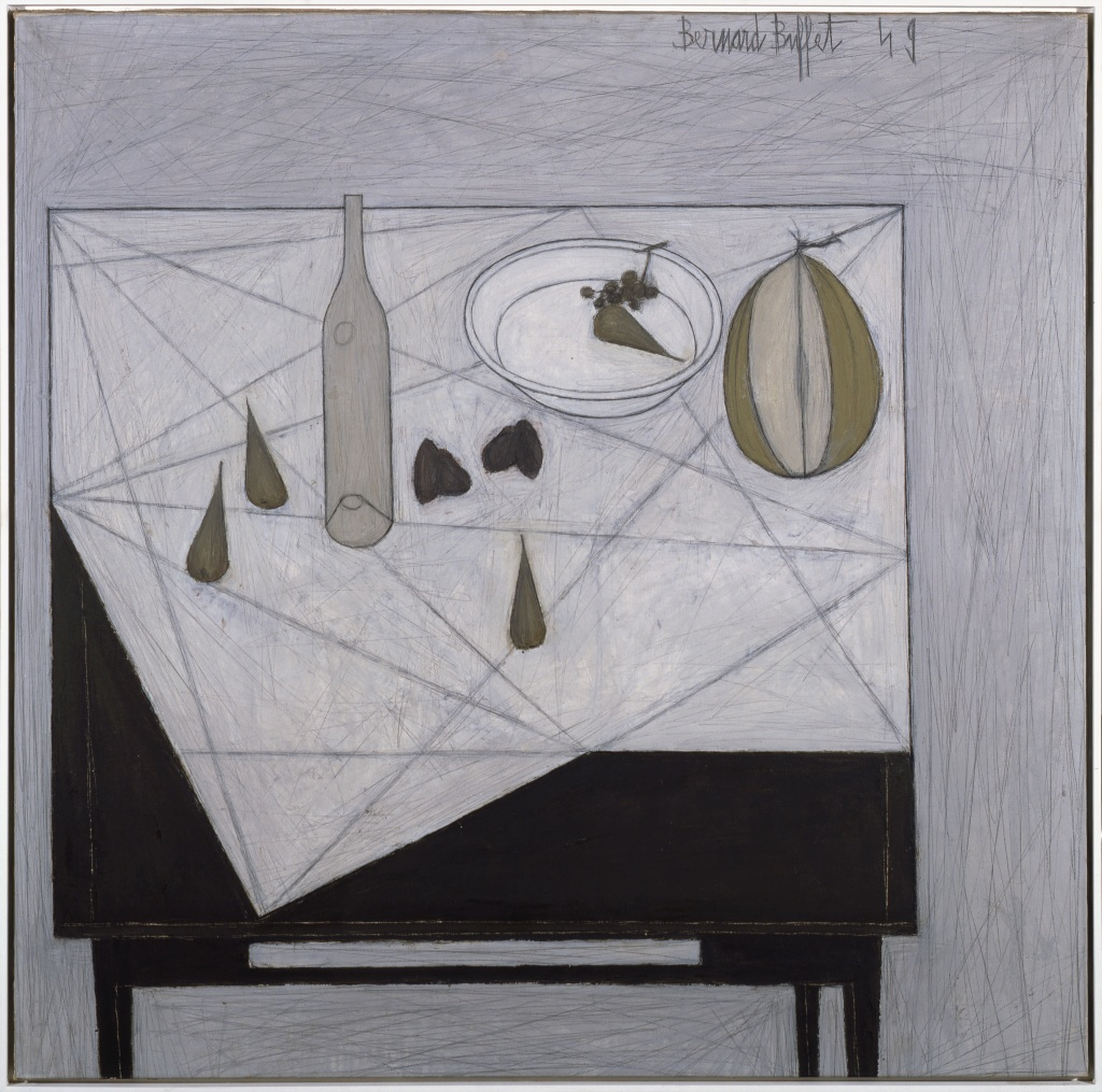b-buffet-_-nature-morte-au-melon-1949