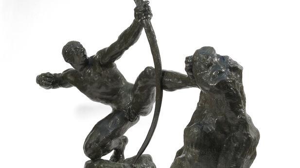 Herakles archer - Bourdelle
