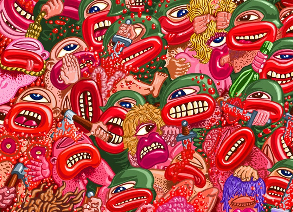 herve di rosa