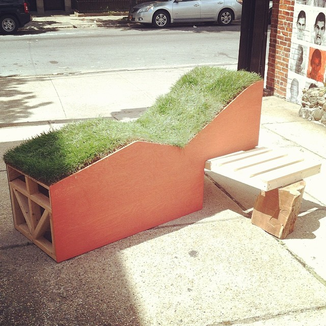 Jim Osman Corbu Bench