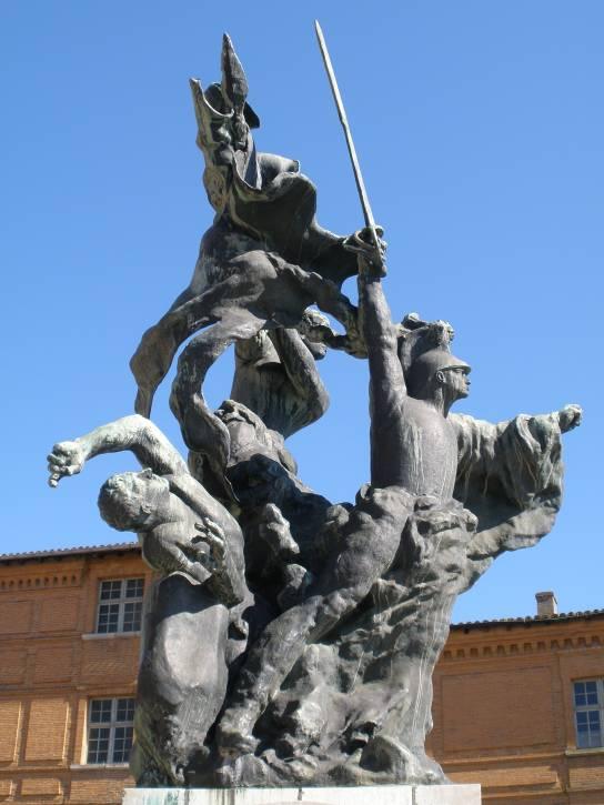 le Monument aux Morts, aux Combattants et Serviteurs du Tarn-et-Garonne