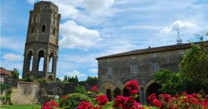 abbaye de charroux