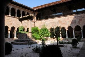 cloitre cathedrale frejus