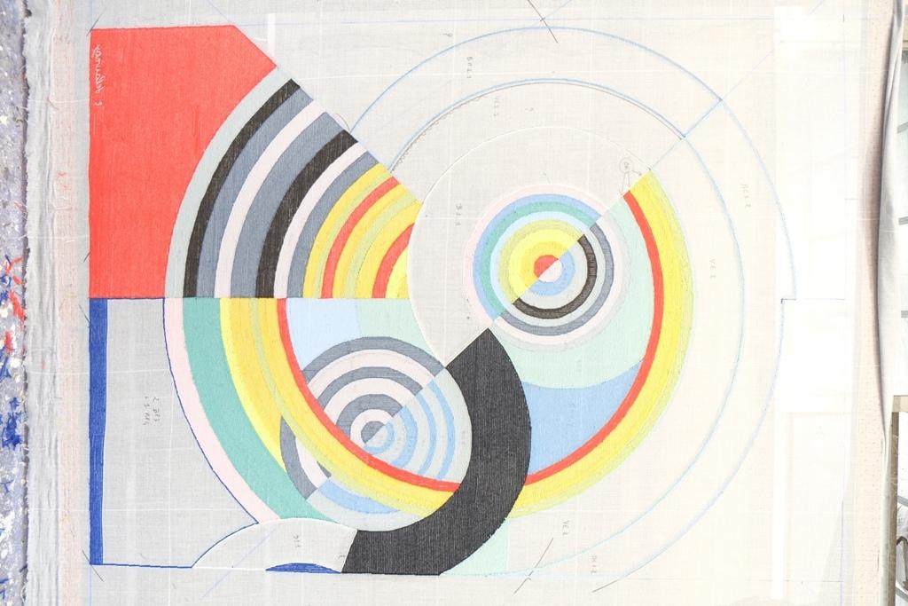 dessin-_oeuvre-rythme-3-robert-delaunay