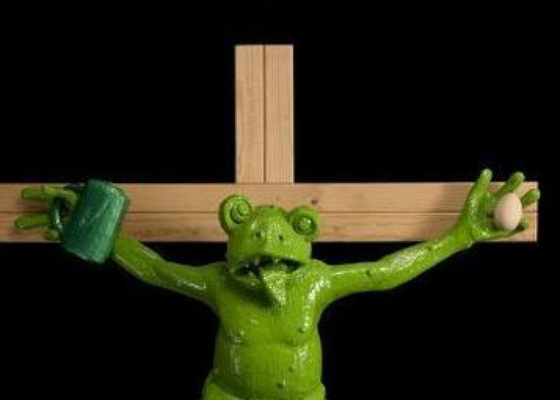 grenouille-crucifiee