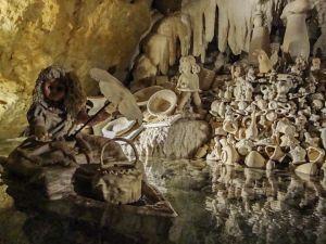 grotte petrifiante