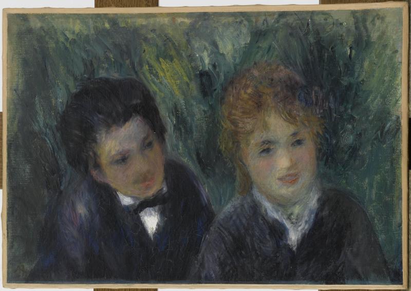 Renoir Auguste (1841-1919). Paris, musée de l'Orangerie. RF1963-24.