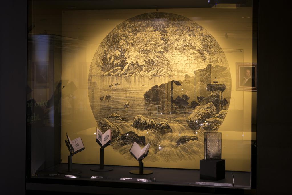Goethe et la France - Fondation Martin Bodmer, Suisse