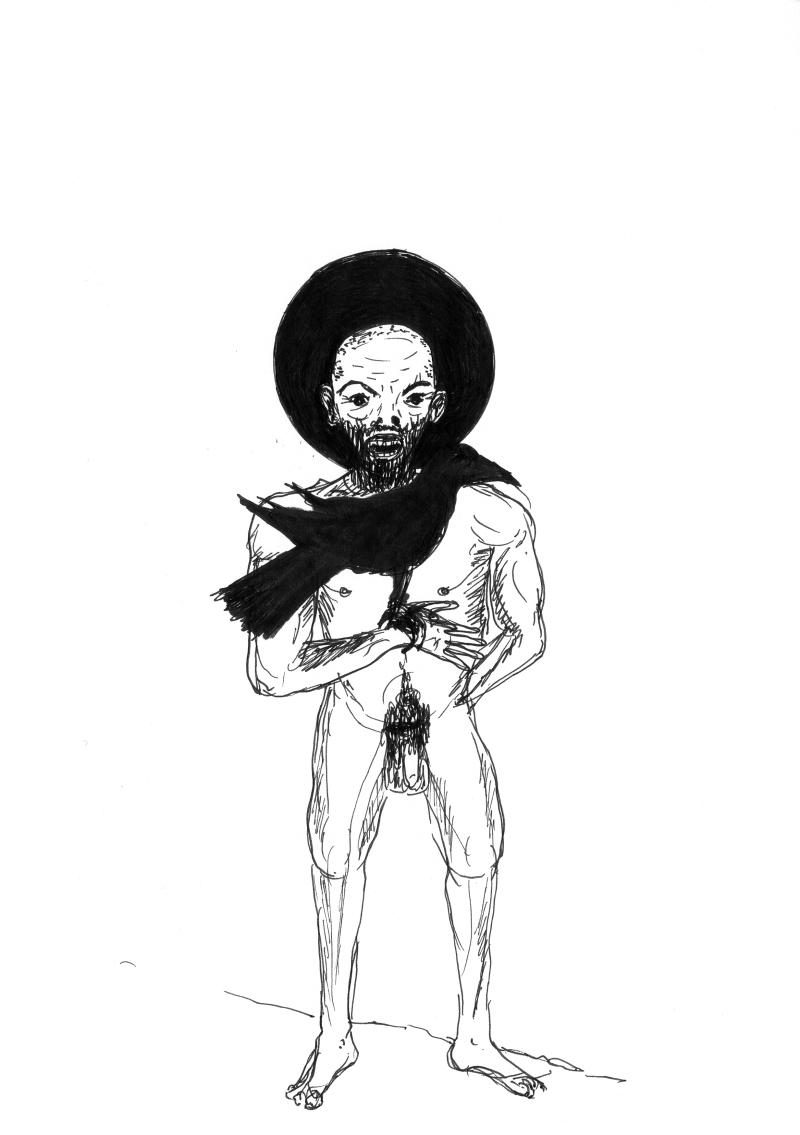 Le Cahier Noir - Olivier Py 2