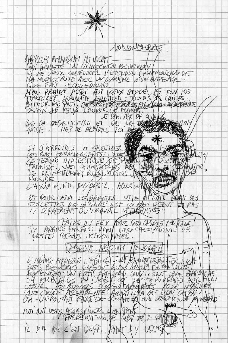 Le Cahier Noir - Olivier Py 3