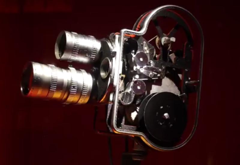 cinematheque mecanisme de camera