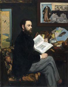 Manet Edouard (1832-1883). Paris, musée d'Orsay. RF2205.