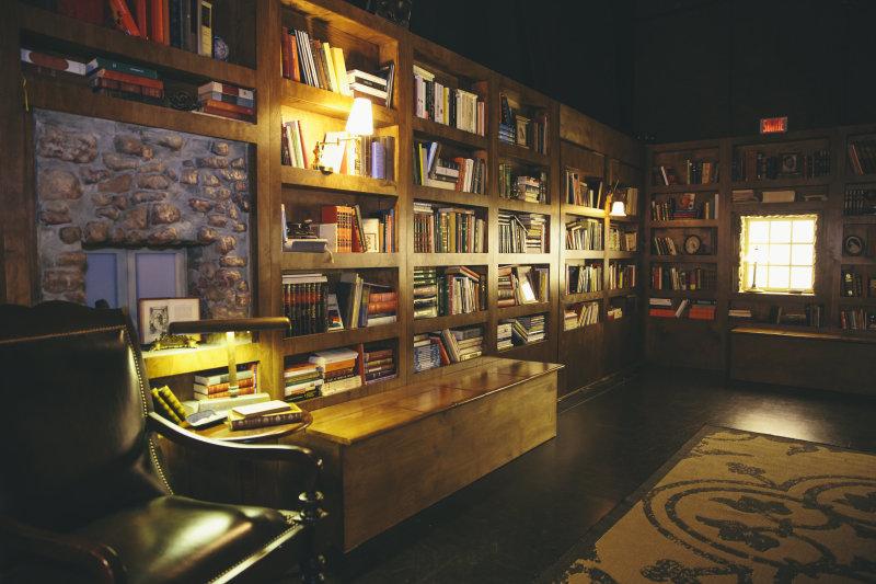 Lepage, Bibliothèque la nuit, Bibliothèques virtuelles, Bnf