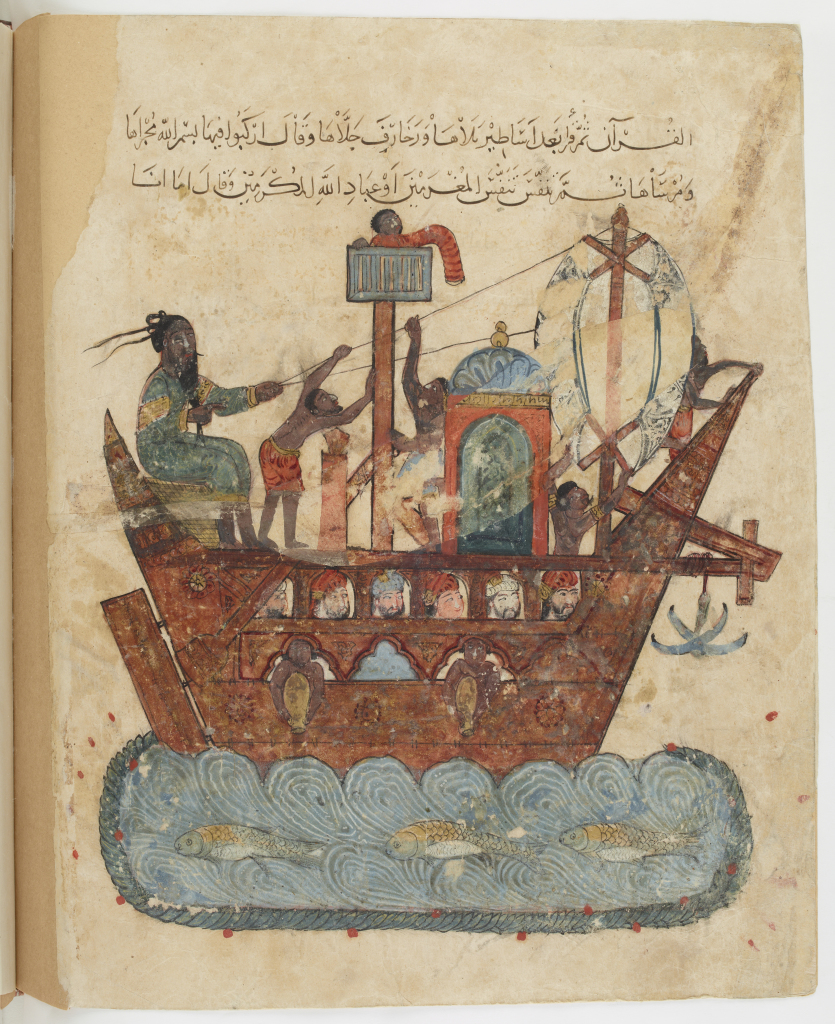 Aventuriers des mers sindbad