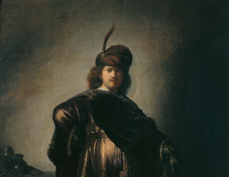 Rembrandt (1606-1669).