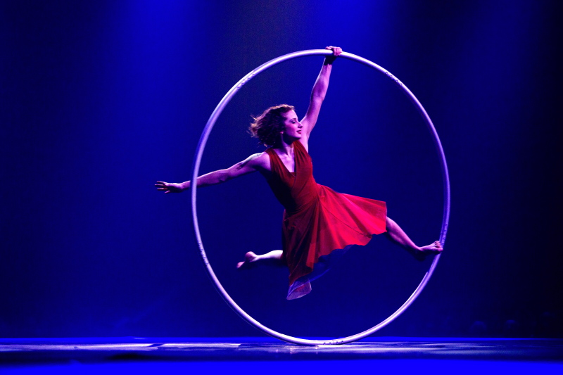Angelica Bongiovonni - Photo┬®Yan-Forhan - copie festival mondial cirque de demain