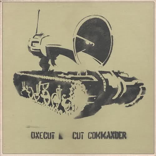 BANKSY _ Onecut ÔÇÄÔÇô Cut Commander (1998)