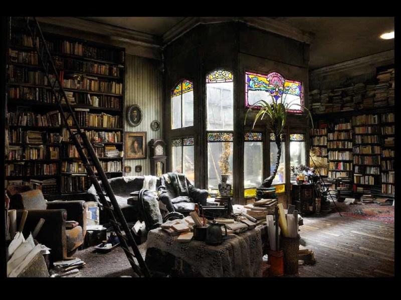 Bibliothèque la nuit, Bibliothèques virtuelles, Bnf