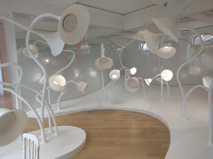 le jardin des senteurs au grand musée du parfum