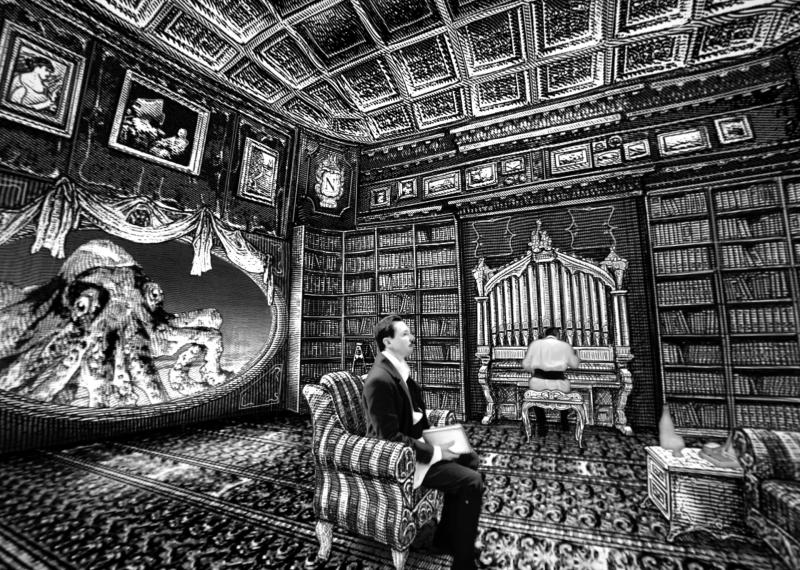 Nautilus, Bibliothèque la nuit, Bibliothèques virtuelles, Bnf