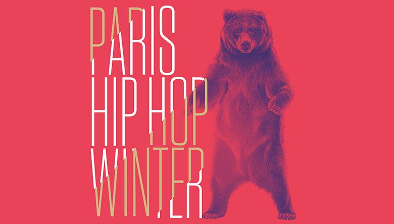 Paris hip hop winter